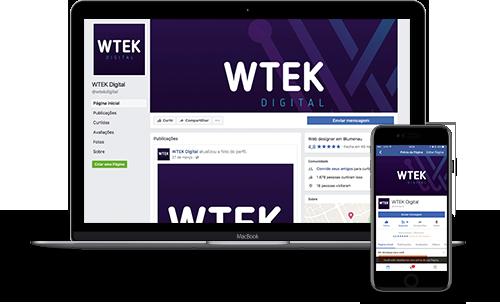 WTEK Digital no Facebook