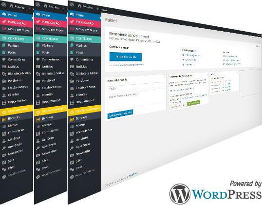 Powered by Wordpress - WTEK Digital